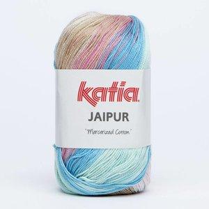 Katia Jaipur roze/blauw (212)