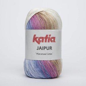 Katia Jaipur beige/roze/blauw (214)