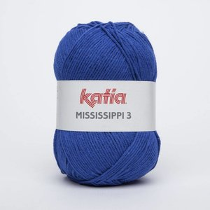 Katia Mississippi 3 nachtblauw (812)