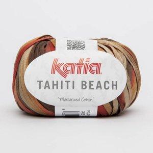 Katia Tahiti Beach beige/oranje/bruin (303) op = op