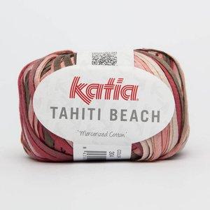Katia Tahiti Beach bleekrood/bruin (304) op=op