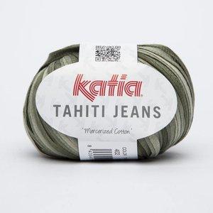 Katia Tahiti Jeans kaki (402) op=op