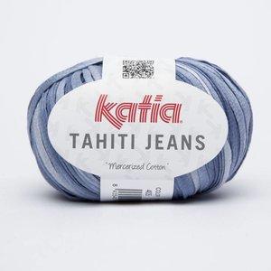 Katia Tahiti Jeans licht jeans (405) op=op
