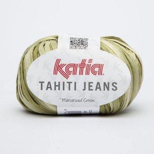 Katia Tahiti Jeans pistache (406) op=op