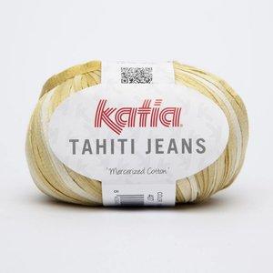 Katia Tahiti Jeans geel (407)