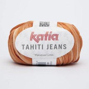 Katia Tahiti Jeans oranje (408)