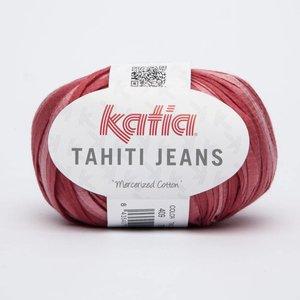 Katia Tahiti Jeans koraal (409)