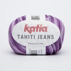 Katia Tahiti Jeans lila (410)