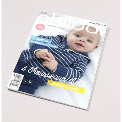 DMC Mini catalogus 641 baby lente/zomer 2016
