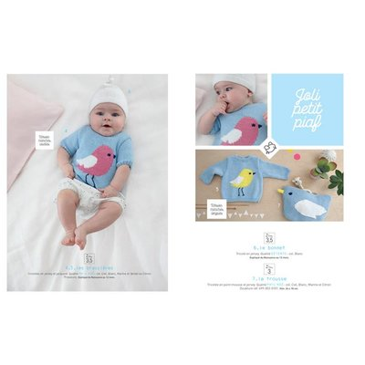 DMC Mini catalogus 641 baby lente/zomer 2016