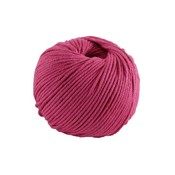 DMC Natura Medium Fuchsia (444)