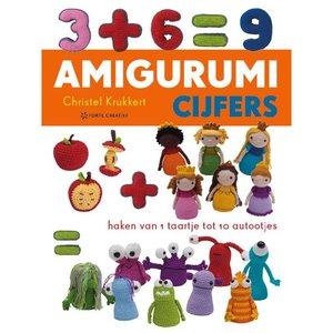 Amigurumi cijfers - Christel Krukkert