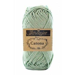 Scheepjes Catona 50 Silver Green (402)