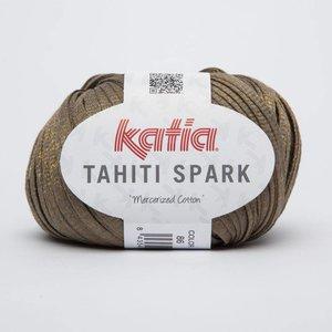 Katia Tahiti Spark kaki/goud (86)