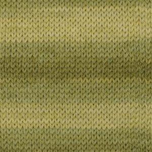 Drops Fabel Long Print olijfolie (919)