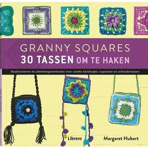 Granny squares - 30 tassen om te haken