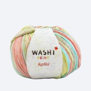 Katia Washi print pastelkleuren (303)