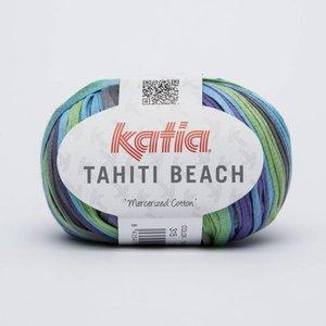 Katia Tahiti Beach paars blauw groen (315) op=op