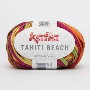 Katia Tahiti Beach oranje geel roze (309)