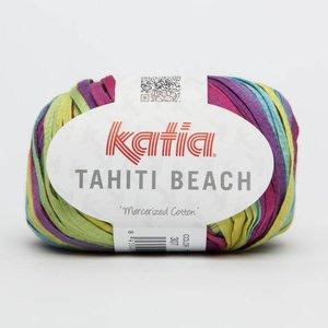 Katia Tahiti Beach geel groen blauw roze (307)