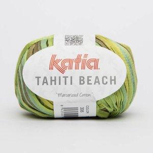 Katia Tahiti Beach geel groen kaki (306) op = op