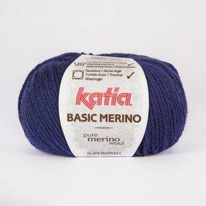 Katia Basic Merino donkerblauw (31)