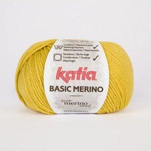 Katia Basic Merino licht geel (61) op=op