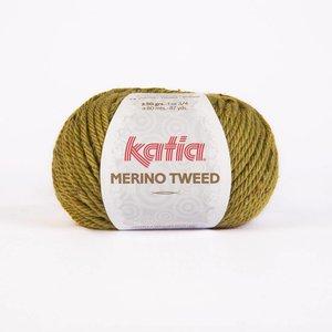 Katia Merino Tweed pistache (401) op=op