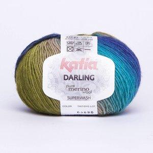 Katia Darling blauw/grijs (200)