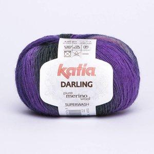 Katia Darling groen/paars (212)