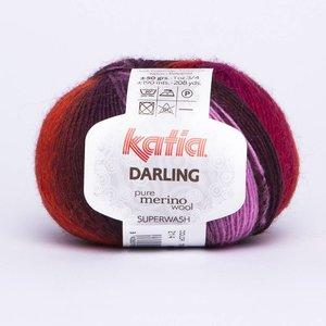 Katia Darling bleekrood/oranje (214)