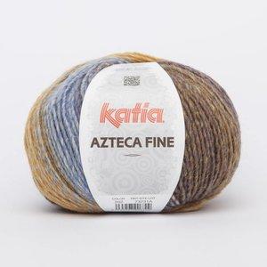 Katia Azteca Fine geel/bruin (202)