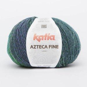 Katia Azteca Fine groen (211)