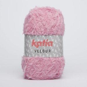Katia Velour roze (61)