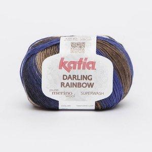 Katia Darling Rainbow Blauw-Grijs-Beige (301)