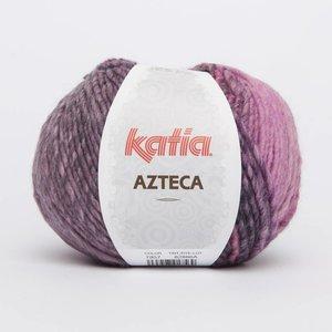 Katia Azteca Bleekrood/Grijs (7857)