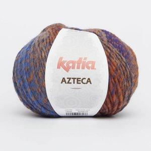 Katia Azteca Bruin/Blauw (7858)