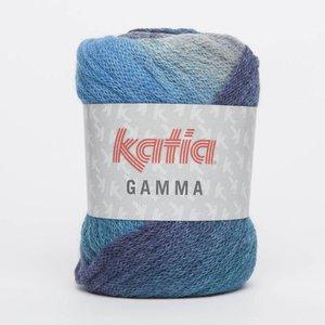 Katia Gamma Blauw/Turquoise/Lichtblauw(55)