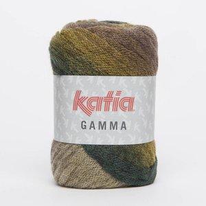 Katia Gamma Groen/Oker/Reebruin (57)