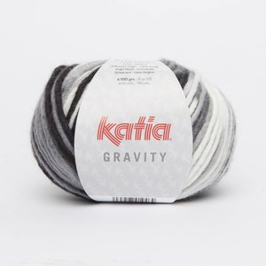 Katia Gravity Grijs/Zwart (62)