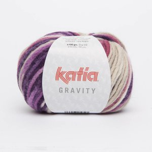 Katia Gravity Grijs/Bleekrood/Lila/Roestbruin (67)