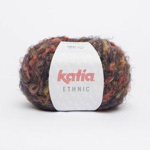 Katia Ethnic Roestbruin/Mosterdgeel/Oranje (53)