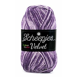 Scheepjes Colour Crafter Velvet Burton (859)