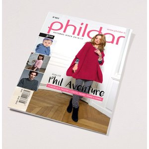 Phildar Mini catalogus 663 Phil Aventure herfst / winter 2017