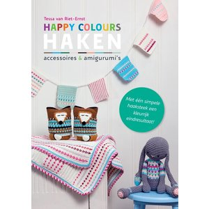 Happy Colours haken - Tessa van Riet-Ernst