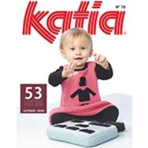 Katia Katia Magazine Baby 78 herfst/winter 2016/2017