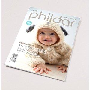 Phildar Mini catalogus 649 baby herfst/winter 2016/17
