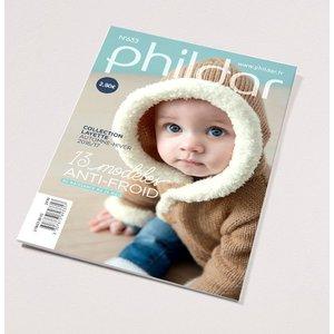 Phildar Mini catalogus 653 baby herfst/winter 2016/17