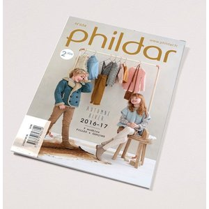 Phildar Mini catalogus 654 kinderen herfst/winter 2016/17