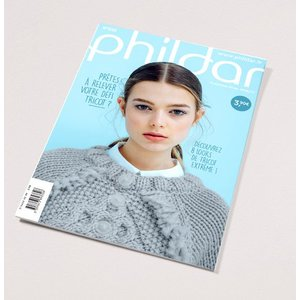 Phildar Mini catalogus 655 Dames herfst/winter 2016/2017